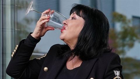 """Dáda Patrasová se brání: """"Byl to zbytkový alkohol!"""""""