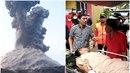 Sopka Krakatoa vybuchla a následná tsunami zabila minimálně 168 lidí.