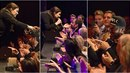 Anna K. a Emanuele Ridi si koncert v Divadle Hybernii užili. Došlo i na...