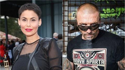 Tomáš Řepka neustále poukazuje na rómský původ své druhé ženy.