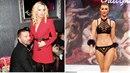 Řepka s Kristelou našli útěchu u modelky Taťány Makarenko.