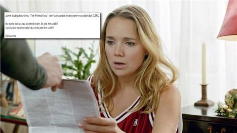 Ví Lucie o tom, že by měk divákům chodit tento email?