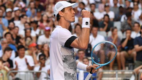 Tenista Tomáš Berdych začal Australian Open impozantně. Může dojít až na vrchol?