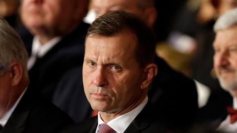 Jaromír Soukup prý chce kandidovat do Evropského parlamentu.