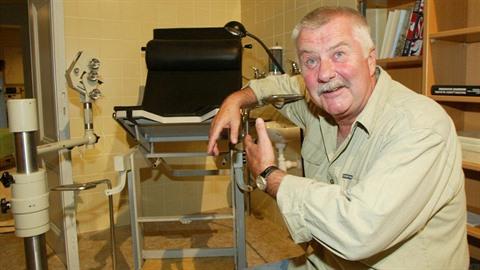Ladislav Potměšil absolvoval několik operací, dlouhou dobu nemohl chodit.
