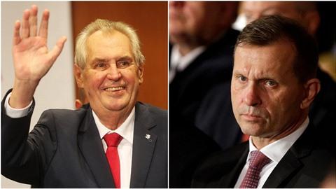 Jaromír Soukup se při vstupu do politiky slov podpory od Miloše Zemana nedočkal.