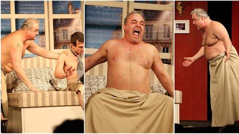 Martin Zounar má ohromný komediální talent, ale i odvahu a smysl pro...