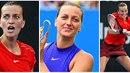 Petře Kvitové, která jinak zažívá vrchol tenisové karieéty, se vtiskla do tváře...