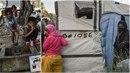 Nezisková organizace Oxfam informovala o tragických podmínkách v uprchlickém...