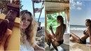Simona Krainová i Dara Rolins na Bali vystavily svá těla na odiv. Aby ne, v...