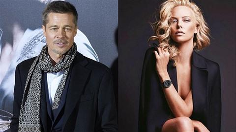 Nový hvězdný pár? Proslýchá se, že Brad Pitt skončil s Charlize Theron.