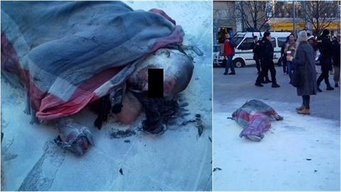 Byl muž, který se upálil na Václavském náměstí, následovník Jana Palacha? Podle...