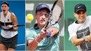 Nejenom Kvitová došla do finále Australian Open.