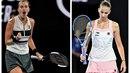 Petra Kvitová, finalistka Australian Open, je první hvězdou českého ženského...