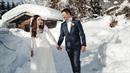 Svatba proběhla v tyrolských Alpách.