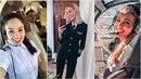 Která z následujících krásek je podle vás nejpůvabnější pilotkou světa?