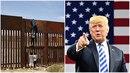 Donad Trump a zeď mezi Spojenými státy a Mexikem. Má situace, která hýbe celou...