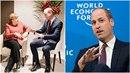 Princ William v Davosu mluvil o problémech duševního zdraví. Sám se prý s nimi...