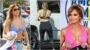 Jennifer Lopez by mohla usilovat o titul nejpřitažlivější maminy. Podívejte se,...