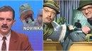 Petr Čtvrtníček pochybuje o tom, že  by dnes mohl vzniknout humoristický pořad...
