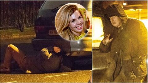 Tohle randíčko nevyšlo. Borisi Johnsonovi píchla pneumatika v autě, zkusil ji...