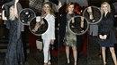 Pro krásu se musí trpět! Slavé ženy vyrazily na únorový večírek televize Nova...
