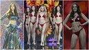 Letošní Miss Czech republic se náramně povedla. Okouzlující pohled byl hlavně...