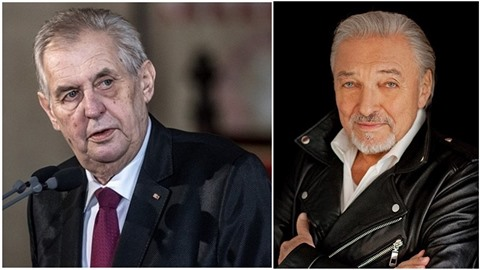 Miloš Zeman se ostře vyjádřil k případu, kdy byl stejně jako Karel Gott pohřben...