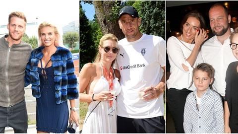 Manželky slavných sportovců to (ne)mají lehké. Často je jejich jedinou starostí...