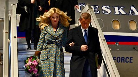 Manželka premiéra Monika Babišová návštěvu Izraele nepodcenila a vynesla...