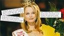 """Bývalá miss se rozhodla být kněžka. Toto """"povolání"""" vykonává i Janečkova..."""