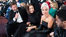 Ladsy Gaga se za svoje chování dočkala kritiky nejej od lidí na internetu....