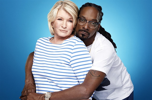 Martha a Snoop Dogg