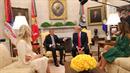 """""""Navázal jsem s Trumpem osobní vztah,"""" řekl po schůzce v Bílém domě Babiš."""