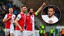 Pablo Sarabia (v kolečku) má hodnotu zhruba jako celá Slavia.