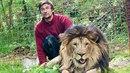 Chovatel na Vsetínsku měl lvy na pozemku bez potřebného oprávnění.