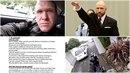 Tarrant se netajil sympatiím k Breivikovi, na Facebooku sdílel svůj manifest.