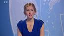 Linda Bartošová v pátek ráno diváky informovala o střelbě na Novém Zélandu.