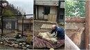 Další nezodpovědný chovatel! Pavel Jindra má na zahradě rodinného domu lvici,...