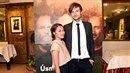 Hvězda Ordinace v růžové zahradě Ha Thanh Špetlíková se svým manželem,...