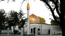 Mešita v novozélandském městě Christchurch