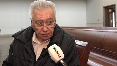 Josef Zíma vzpomíná na Aťku Janouškovou.