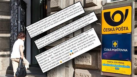 Česká pošta je dlouhodobě pod palbou ostré kritiky.