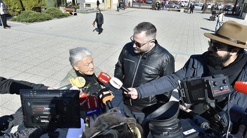 Vyzpovídali jsme i Zdeňku Procházkovou.