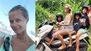 Helena Houdová vzdává hold všem single matkám, mezi které se řadí.