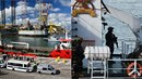 Tanker Elhiblu 1 ovládla stovka migrantů, kteří se odmítli vrátit zpátky do...