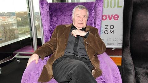 Herec Ladislav Potměšil přiznal, že měl nádor na páteři.
