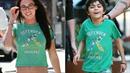 Objev dne: Megan Fox nosí trička po nevlastním synovi