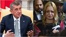 Slova premiéra Andrej Babiše pašeračku Terezu rozhodně nepotěší.