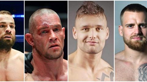 Mnoho českých MMA bijců mělo problémy se zákonem.